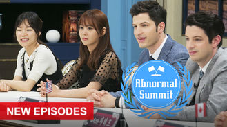 Netflix box art for Abnormal Summit - of 2014