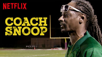 Netflix box art for Coach Snoop - Season 1