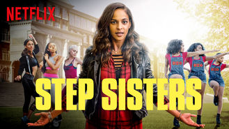 Netflix Box Art for Step Sisters