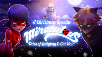Netflix box art for A Christmas Special: Miraculous