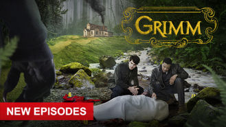 Netflix box art for Grimm - Season 6