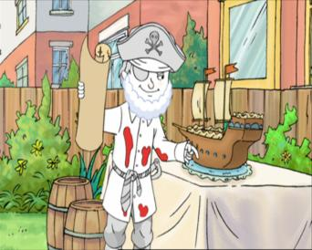 Horrid Henry: Season 2: Horrid Henry and the Perfect Pirate Parade / Horrid Henry Gets Married