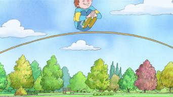 Episode 4: Horrid Henry's Skipping Lesson / Horrid Henry and the Climbing Frame Clincher