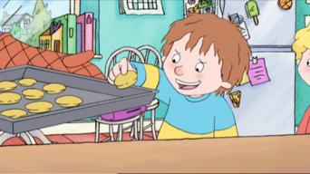 Horrid Henry: Season 2: Horrid Henry Takes the Biscuit / Horrid Henry's Haircut