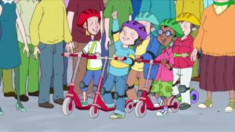 Episode 12: Horrid Henry, Purple Hand Gang Rules O.K! / Horrid Henry and the Silly Siblings
