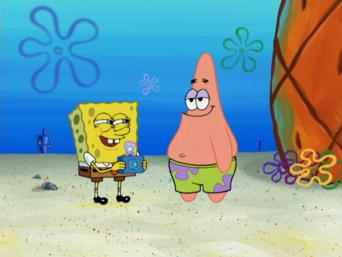 Episode 7: A SquarePants Family Vacation