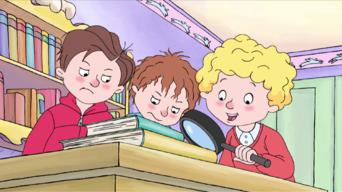 Episode 21: Horrid Henry in Detention / Horrid Henry and the Code Crackers