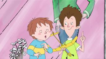 Episode 3: Horrid Henry and the Perfect Plane / Horrid Henry's Time Manager