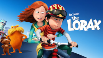 Is Dr Seuss The Lorax 2012 On Netflix France